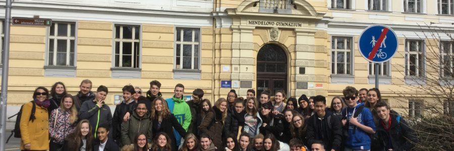 Echange en République Tchèque : 2017