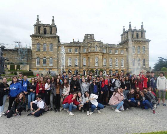 Voyage à Oxford : 2018